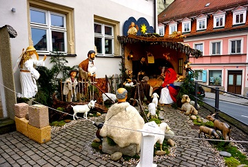 Bamberg Nativity Scene