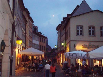 Bamberg at Night