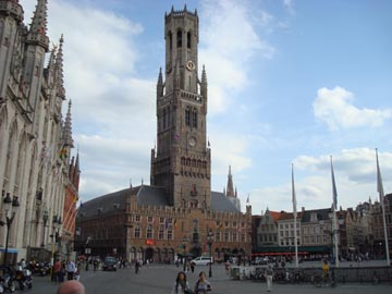Brugge Bell Tower