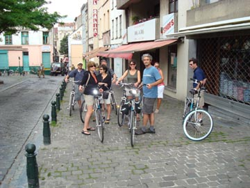 Brussels Bike Tour