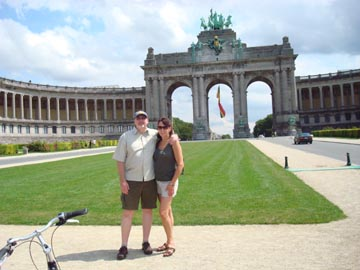 Brussels Bike Tour 2