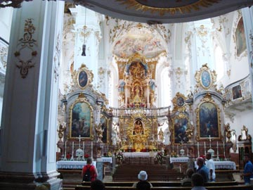Kloster Andechs Church