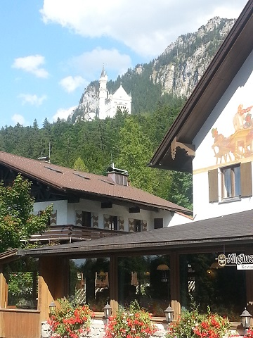 Neuschwanstein Village