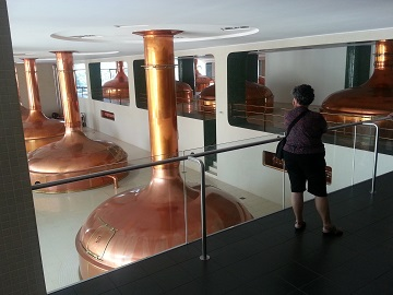 Pilsner Urquell Brewhouse
