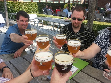 Westvleteren Beer Garden and Cafe
